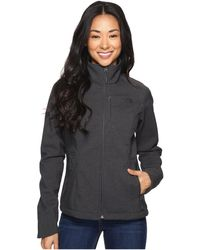 The North Face - Apex Bionic Jacket (tnf Dark Grey Heather) Women's Coat - Lyst