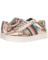 Paul Smith - Lapin Sneaker (gold) Women's Shoes - Lyst