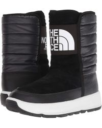 The North Face Ozone Park Waterproof Boot - Black