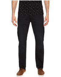 7 For All Mankind - The Straight Tapered Straight Leg W/ Clean Pocket In Deep Sea (deep Sea) Men's Jeans - Lyst