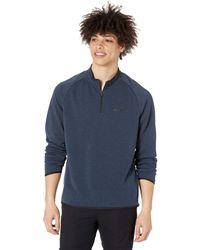 Oakley Range 1/2 Zip Pullover 2.0 - Blue