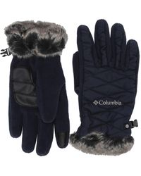 Columbia Heavenly Gloves - Blue