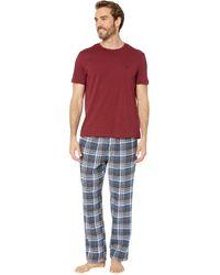 Nautica Pajama Set - Brown