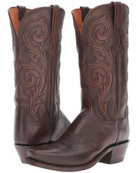 Lucchese - Nicole - Lyst