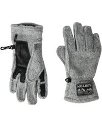 Burton Stovepipe Gloves Extreme Cold Weather Gloves - Gray