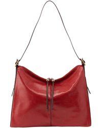 Hobo International Valley Handbags - Red