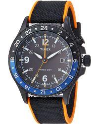 Timex - Allied Three Gmt - Lyst