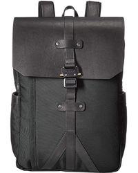 a26b22b4bbe Allen Edmonds - Outpost Flap Backpack (black black) Backpack Bags - Lyst