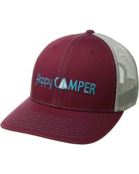 7a2be6c186716 Columbia - Womenstm Snapback Hat (wine Berry happy Camper) Caps - Lyst