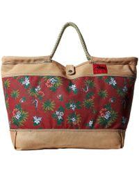 Mountain Khakis - Limited Edition Market Tote (chee Pono Print) Tote Handbags - Lyst