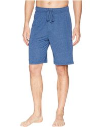 Jockey - 50 Rayon/50 Poly Knit Sleep Shorts - Lyst