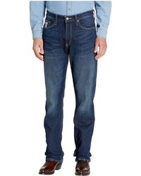 Cinch Silver Label Dark Stone (indigo) Jeans - Blue