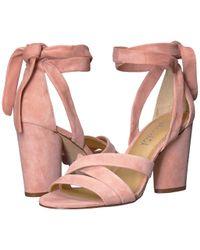 Splendid - Fergie Heeled Sandal - Lyst