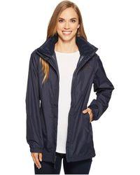 The North Face - Resolve Parka (tnf Black (prior Season)) Women's Coat - Lyst