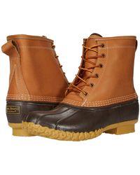 L.L. Bean 8 Bean Boots Gore-tex - Brown
