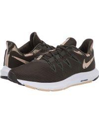 e1972e339eda Nike - Quest Camo (sequoia desert Ore medium Olive) Men s Running Shoes