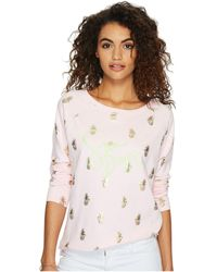 Lilly Pulitzer - Upf 50+ Braydon Pullover (pb Lime Sun Days Graphic) Women s 7639c8a9d