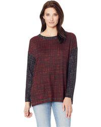 Nally & Millie - Grid Print Tunic (multi) Women's Clothing - Lyst