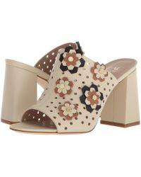 Zac Zac Posen - Fren Flowers (ivory) Women's Shoes - Lyst