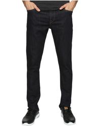 Volcom 2x4 Skinny Fit Denim Jeans - Blue