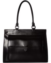 Lodis - Audrey Rfid Eileen Large Brief (black/black) Handbags - Lyst
