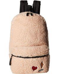 Vans - Calico Sherpa Backpack (rose Cloud) Backpack Bags - Lyst