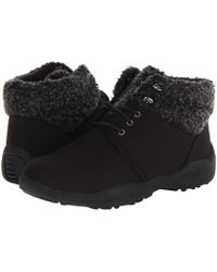 Propet - Madison Ankle Lace (black) Women's Cold Weather Boots - Lyst