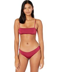 Volcom Simply Seamless Croplette - Pink