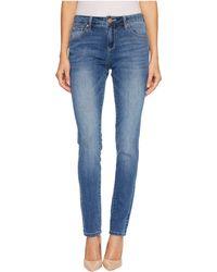 Jag Jeans - Sheridan Skinny Platinum Denim In Mineral Wash (mineral Wash) Women's Jeans - Lyst