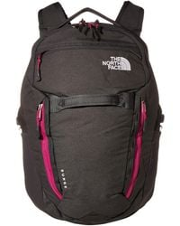 The North Face Surge Backpack - Gray