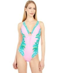 Lilly Pulitzer Stephie One-piece - Blue