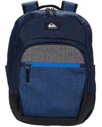 Quiksilver Schoolie Cooler Ii Backpack Bags - Gray
