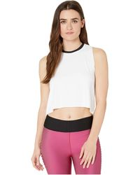 Ultracor Essential Lyra Tank Top - White