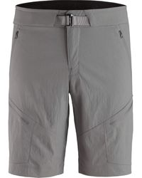 Arc'teryx Palisade Shorts - Gray