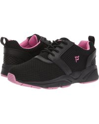 Propet - Stability X (black/berry) Women's Shoes - Lyst