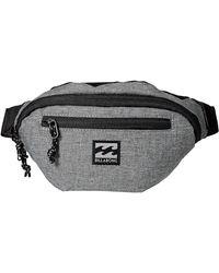 Billabong 2l Java Waistpack Bags - Gray