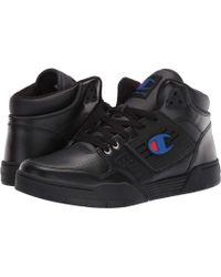 5e2a22db017f5 Lyst - Champion Rally Pro Black Mens Shoes in Black for Men - Save 21%