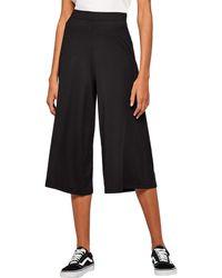 FIND Pants In Crop Fit - Black