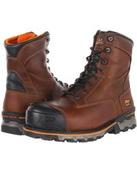 Timberland Boondock Wp Insulated Comp Toe - Brown
