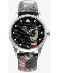Gucci Le Marche Des Merveilles Watch - Gray