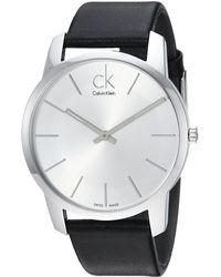 CALVIN KLEIN 205W39NYC - City Watch - K2g211c6 - Lyst