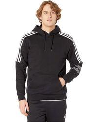adidas Originals - Outline Hoodie (legend Marine) Men's Sweatshirt - Lyst
