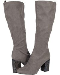 Kenneth Cole Reaction Corey Tall Boot - Gray