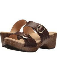 Dansko Sophie - Brown