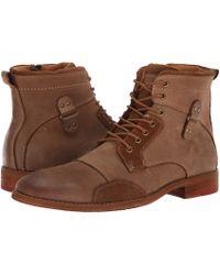 Steve Madden - Ranter (taupe) Men's Shoes - Lyst