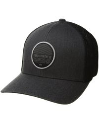 Travis Mathew - Ripper (heather Charcoal) Baseball Caps - Lyst