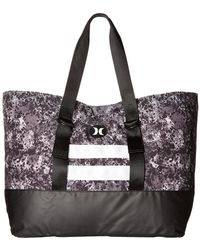 Hurley - Beach Active Tote 2.0 Printed - Lyst