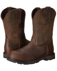 0aecc8ad7e4 Ariat Leather Maverick Ii Pull-on in Brown for Men - Lyst