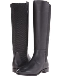 Cole Haan - Rockland Leather Knee Boot - Lyst