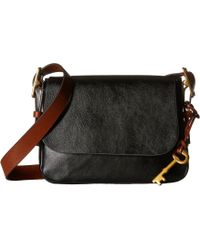Fossil | Piper Toaster Leather Across Body Bag | Lyst